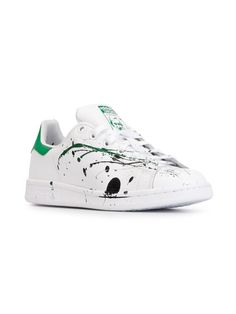 new product 9564c b70a7 Adidas Zapatillas Stan Smith. Zapatillas Stan Smith en piel verdes