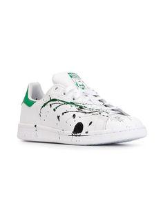 new product bafc0 64d0b Adidas Zapatillas Stan Smith. Zapatillas Stan Smith en piel verdes