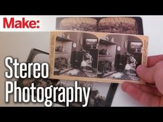 DIY Hacks & How To's: Make Your Own Stereoscopic Viewer | Make: DIY Projects, How-Tos, Electronics, Crafts and Ideas for Makers