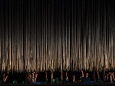 "Scenography for ""Music, Dance, Adventure"" 