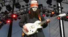 Good old Buckethead. Fm Music, Cervical Mucus, Zakk Wylde, Les Paul Guitars, Best Guitarist, Body Electric, Progressive Rock, Musica, Artists