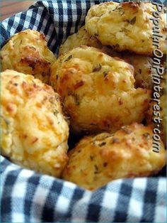 Cheddar Bisquits - Red Lobster