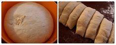 Colacei dulci - preparare aluat Bread, Food, Diet, Brot, Essen, Baking, Meals, Breads, Buns