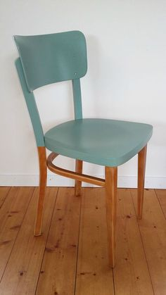 Chaise bistrot Thonet vintage années 50