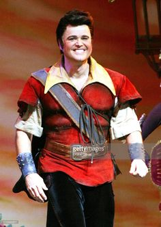 Donny Osmond during Donny Osmond's First Night in Disney's 'Beauty and the Beast' at The Lunt-Fontanne Theater in New York City, New York, United States.