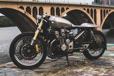 Honda CB750 – Rumblesmith  |  Pipeburn.com