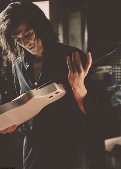 Adam #OLLA 1st time I have found a still of him as this character attractive. :)