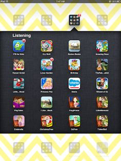 First with Franklin: Daily 5 listen to reading apps