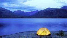 Qué cosas debes llevar si vas de acampada - http://www.actualidadviajes.com/que-cosas-llevar-si-te-vas-de-acampada/