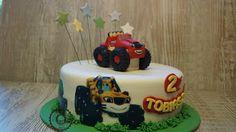 Torty ciasta i ciasteczka Joli: Blaze dla Tobiasza