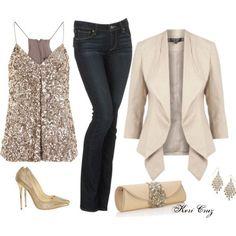 Date Night Outfit • Street 'Diva • ✿ιиѕριяαтισи❀ #abbigliamento