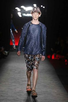 Custo Barcelona Sew now, buy now Runway Show - 080 Barcelona Fashion