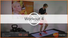 [14TC-Einfach] Workoutübersicht - 14-Tage-Fettverbrennung Crashkurs