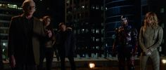New footage and interviews from DC's Legends of Tomorrow