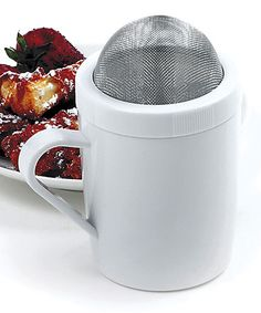 a must for all pastries! Take a look at this Sugar & Flour Shaker by Norpro on #zulily today!
