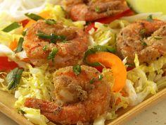 Healthy Chinese Recipes and Menus Shrimp Recipes Easy, Fish Recipes, Seafood Recipes, Asian Recipes, Oriental Recipes, Recipies, Cabbage Recipes, Dinner Recipes, Healthy Chinese Recipes