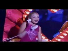 """Violetta 2 - Video Musical: Ludmila y Naty cantan """"Peligrosamente Bellas"""" (Show) - Buena Calidad HQ"""