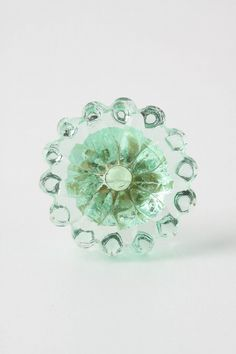 Glass Doorknobs are the bomb.  Why would anyone want to look at anything else. They dress up a house.