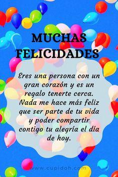 Happy Birthday In Spanish, Happy Birthday Notes, Happy Birthday Wishes Cake, Birthday In Heaven, Birthday Wishes Messages, Happy Birthday Celebration, Birthday Frames, Happy Birthday Images, Happy Birthday Greetings