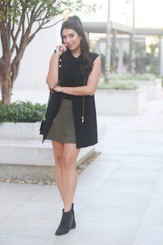look do dia maxi colete moda estilo_-2