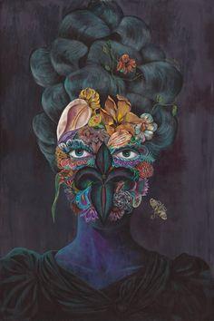 A arte de Olaf Hajek