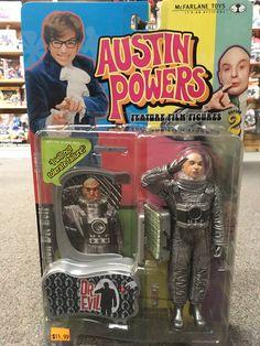 Austin Powers Moon Mission Dr. Evil