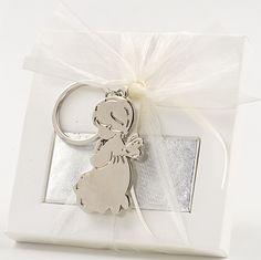 Llavero metal Ángel de rodillas en caja con 2 napolitanas Llaveros Comuniones, angelitos - 4.20€ : Cosas43, detalles y regalos para los invitados, boda, comunión y bautizo, regalos infantiles