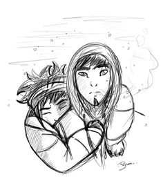 A quick fluff that I draw today, enjoy ! ^^ Thran and Ahito are (c) ALPHANIME (Yaaay. -_-) Do you see the sun ?