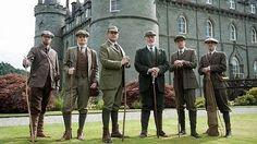 Downton Abbey Fashion | POPSUGAR Fashion