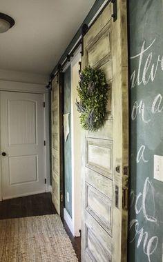 These Stunning Barn Doors From Twelve On Main Are Stunning!