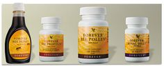 Forever Living Products offers you a remarkable line of 100% natural bee products. All of our bee products – Honey, Royal Jelly, Bee Pollen and Bee Propolis – are natural and nutritionally rich, from the hives directly to you - just as honeybees have been making them for thousands of years!