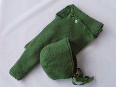 Mis puntadas: Verde y más verde