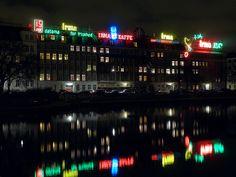 Copenhagen's Classic 50's neon by aka Jens Rost, via Flickr