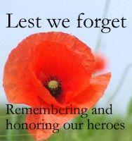 #Remembranceday #UK