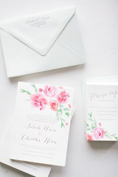 Pretty invitaitons: http://www.stylemepretty.com/2015/03/30/letterpress-101/ | Photography: 2nd Truth - http://2ndtruth.com/