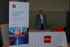 Exhibitor and Sponsor (Infor)