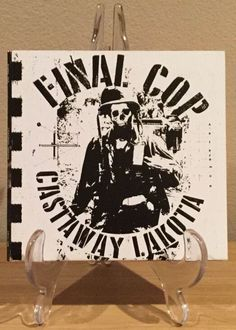 Final Cop - Castaway Lakota CD Electronic Industrial Krautrock  | eBay