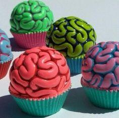 Brainy truffles? Or cupcakes?
