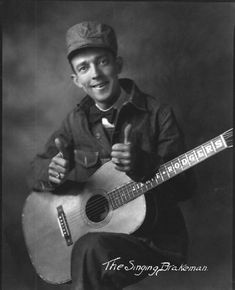 Jimmie Rodgers - The Original country music star