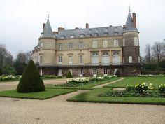 Chateau de Rambouillet, France