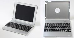 Awesome Case Transforms Your iPad Into a Mini MacBook Pro #iPad #MacBook
