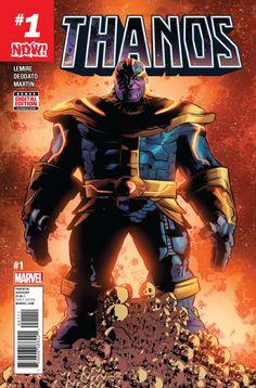 Thanos Marvel Comics
