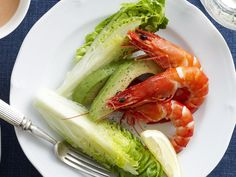 Recreate the height of fashionable food with these delicious prawn cocktails. Seafood Cocktail, Cocktail Sauce, Cocktail Recipes, Cocktails, Prawn Salad, Prawn Shrimp, 70s Food, Egg Mayonnaise, Lemon Wedge