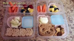 September 4th's Lunchbox Surprise #bento