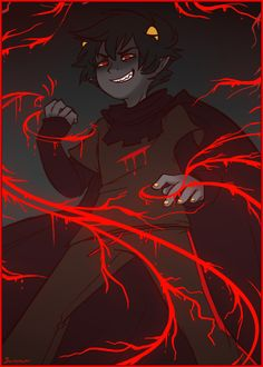Karkat, I don't think that's what they mean by Knight of Blood.