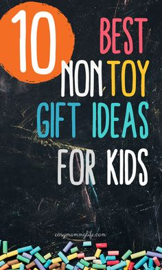 Here is the list of the 10 best non toy gifts for kids. These non toy gift ideas are for both boys and girls. Includes DIY ideas and activities that you never thought of before. Toddler Chores, Toddler Books, Toddler Gifts, Toddler Activities, Gifts For Kids, Free Activities, Toddler Learning, Gentle Parenting, Parenting Advice