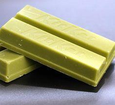 Green Tea Kit Kat Bars