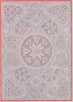 Schwalm whitework - link has patterns, etc I can see I'm going to have a go at this.  I bought the book on a whim - and I keep finding lovely examples of the schwalm work
