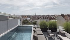 Penthouse S designed by austrian interior design office the black square Vienna For more join us on instagram: theblacksquarevienna Black Square, Office Interior Design, Vienna, Interior Architecture, Join, Patio, Outdoor Decor, Instagram, Home Decor