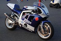 Suzuki GSXR modified